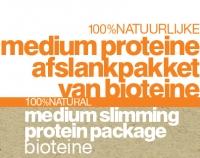 Medium pakket proteine dieet